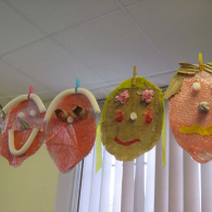 Self-portraits-using-recycled-materials-2